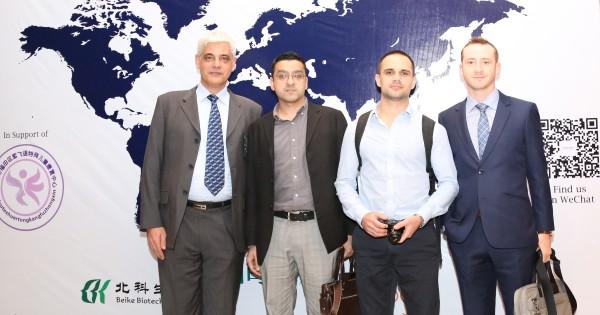 Beike Biotech CRCC Asia Award Nominees