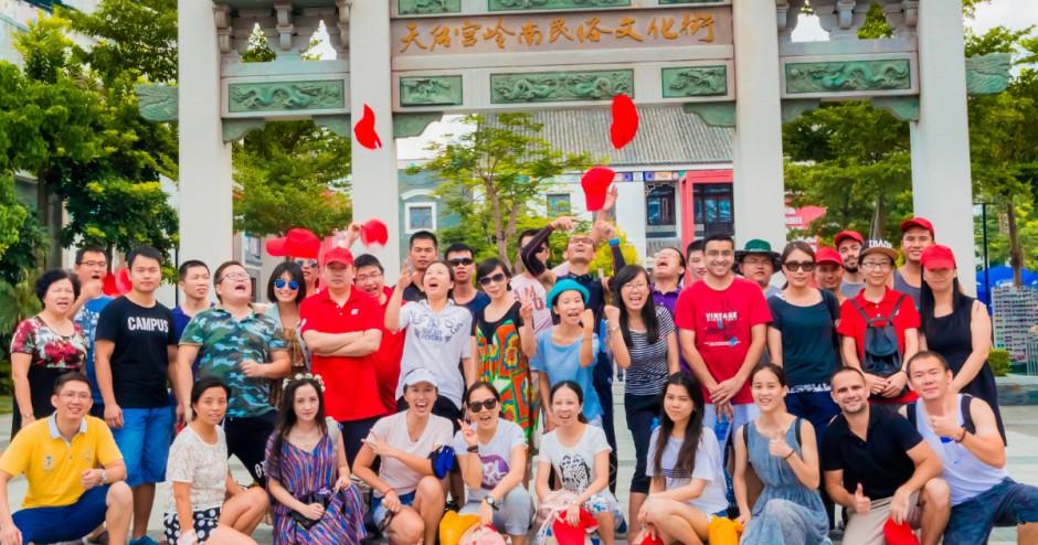 Beike's 10th Anniversary in Huizhou