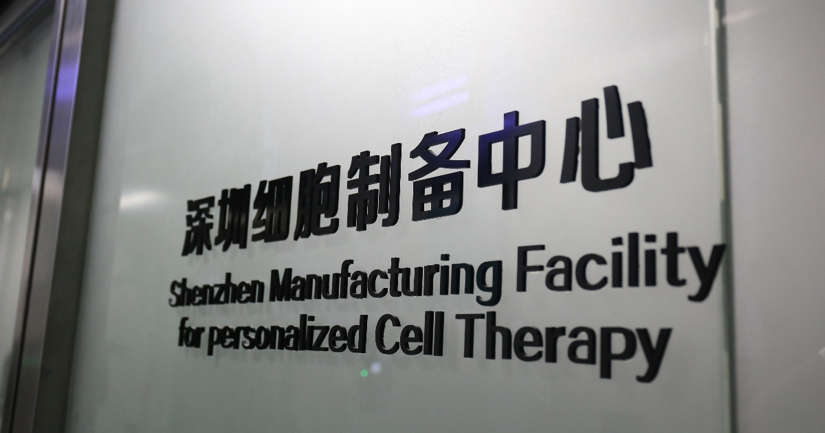 cell preparation center